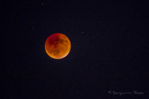 Super Bloody Full Moon Eclipse