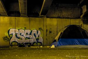 Urban Campsite
