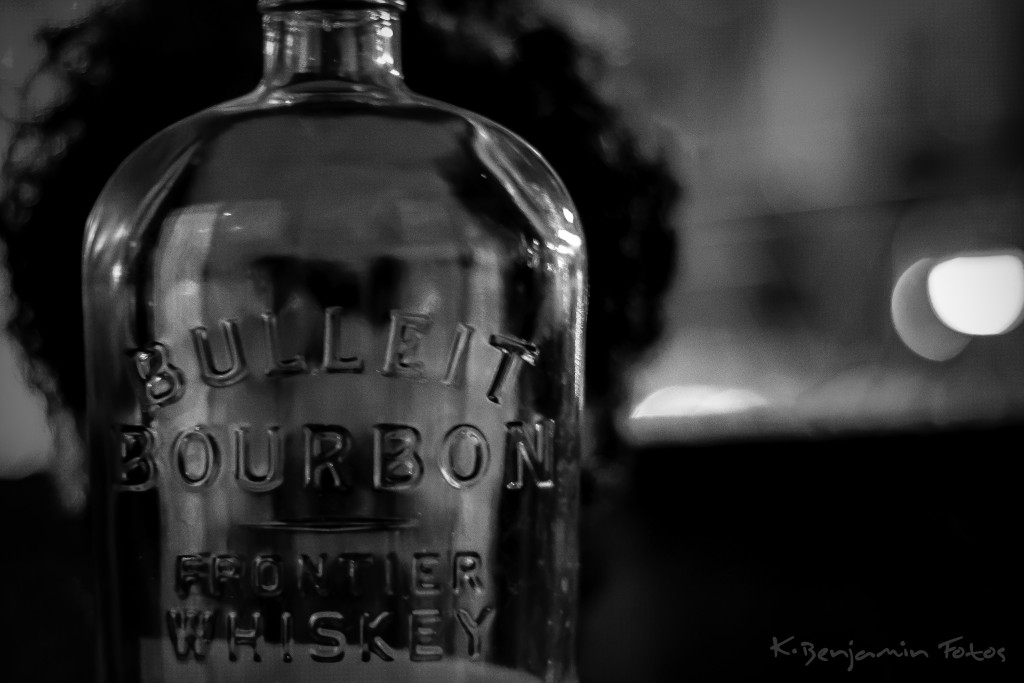 Bulleit to the Head