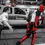 Deadpool on the Run