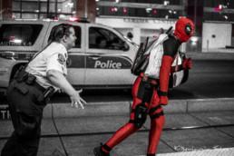 Deadpool on the Run