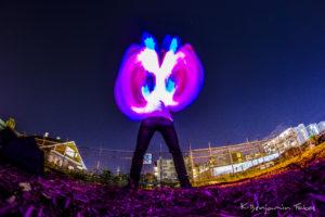Juggling Light